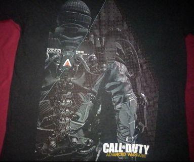 Call Of Duty Advance Warfare shirt