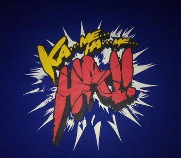Dragon Ball Kame Hame Ha shirt