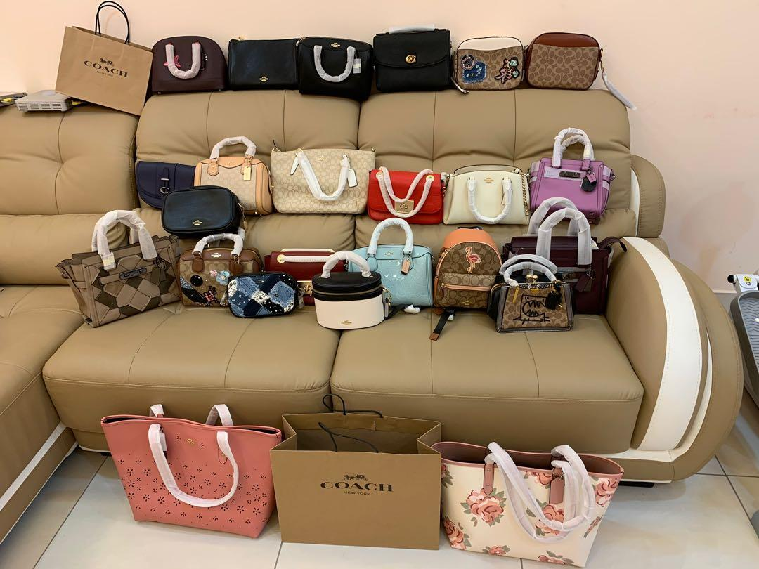 (17/11/19)Ready Stock authentic Tory Burch women bag wristlet wallet backpack permanent link