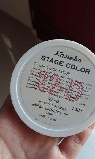 Kanebo stage color 22D