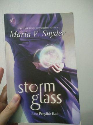 Storm Glass (udah jamuran jadi jual murah)