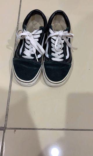 Vans old school基本款 滑板鞋#剁手時尚