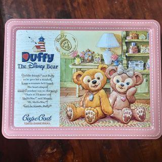 Duffy 鐵盒  #換物