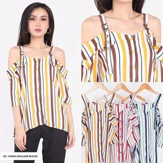 Stripe Blouse