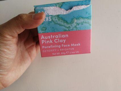 Sand ans Sky face mask