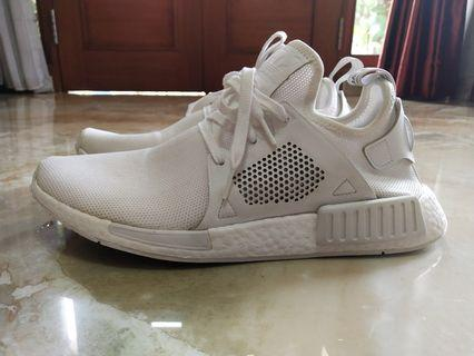 #1111special Adidas NMD XR1 Triple White Original size 44 2/3