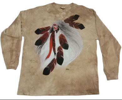 The Mountain American Red Indian full print