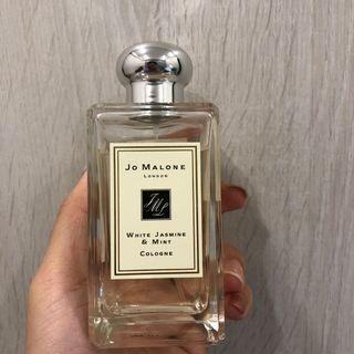 Jo malone 白茉莉與薄荷香水《過保質期》