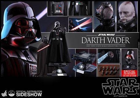 Darth Vader QS Hot Toys SE