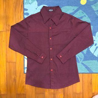 筆挺磚紅襯衫❤️ / 全新 #剁手時尚