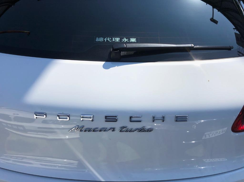 2015 保時捷 MACAM 年底便宜賣 turbo 年底便宜賣 僅此一台 要買要快