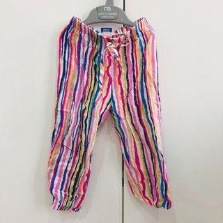 女寶寶夏季防蚊褲
