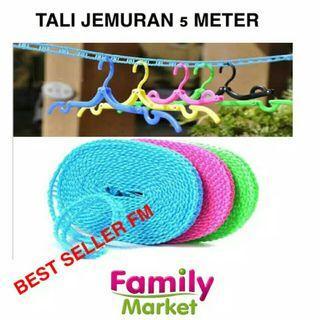 Tali Jemuran 5 Meter
