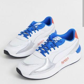 Puma x NASA RS 9.8 Trainers White 海外代購款 uk5-uk12