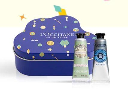 L'OCCITANE Christmas Box (Pre-Order from Europe - Delivery on Jan 2020)