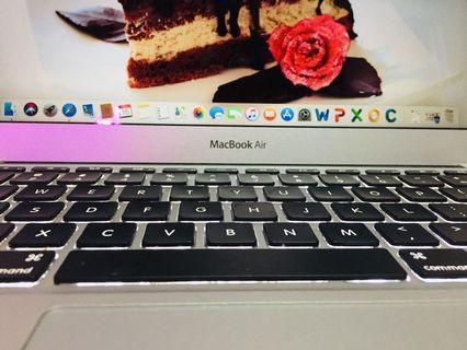 2011 MacBook Air 11 inch good condition