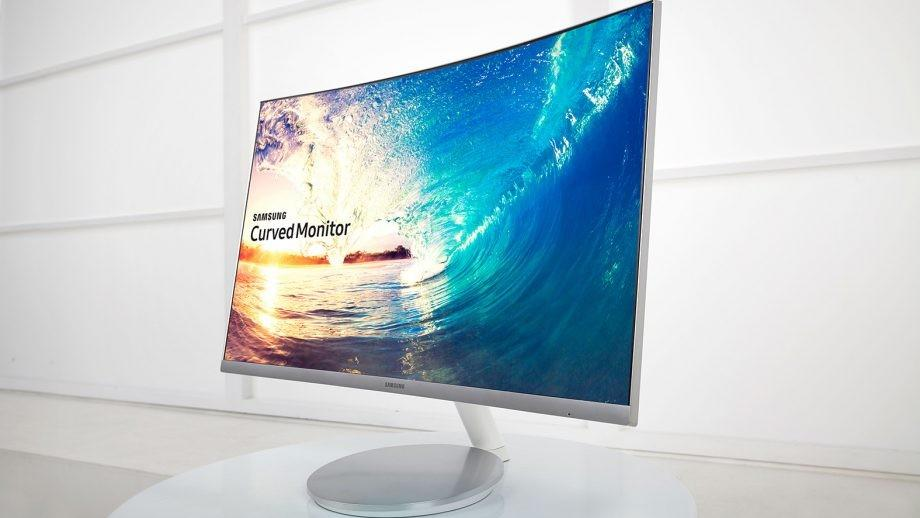 """PRICE REDUCED 27"""" SAMSUNG CURVE MONITOR"""