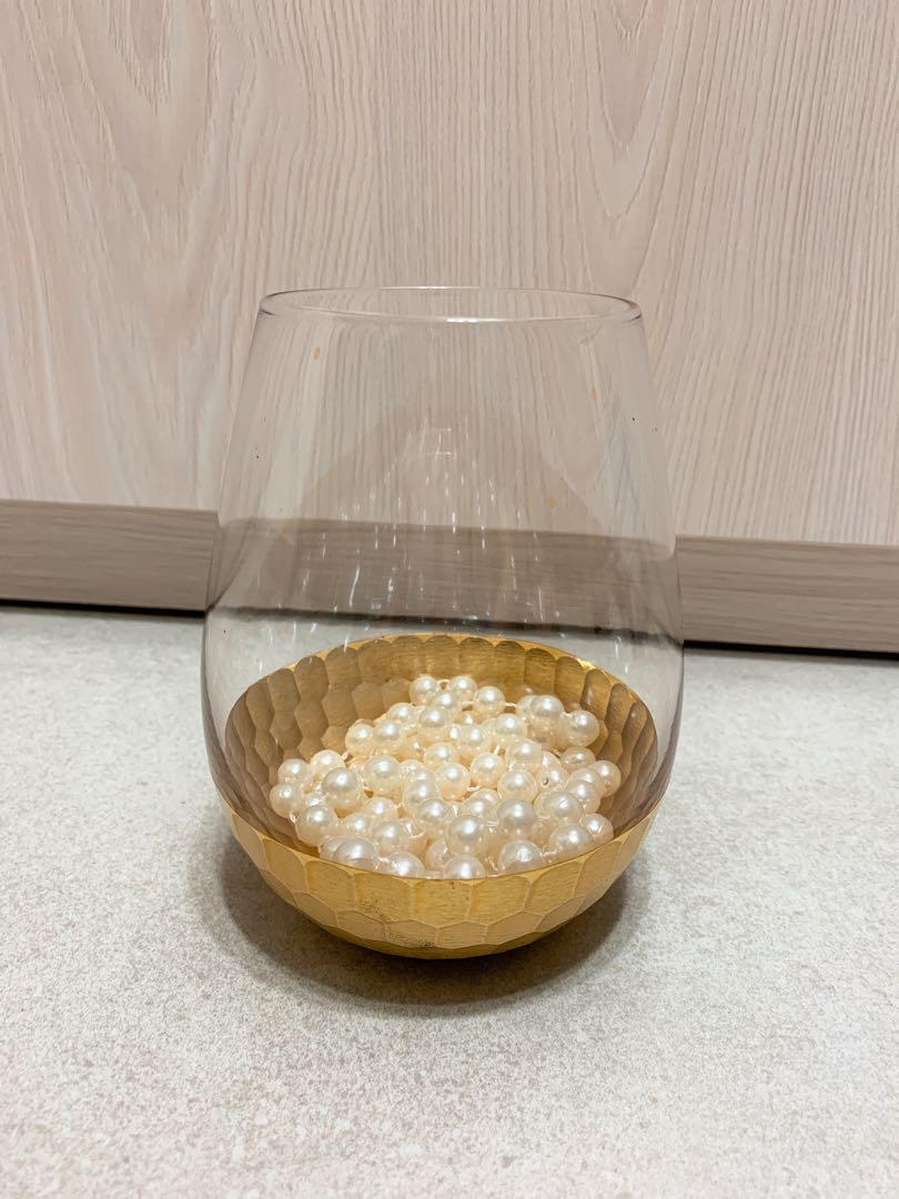 婚後物資 佈置 裝飾 花瓶 wedding deco