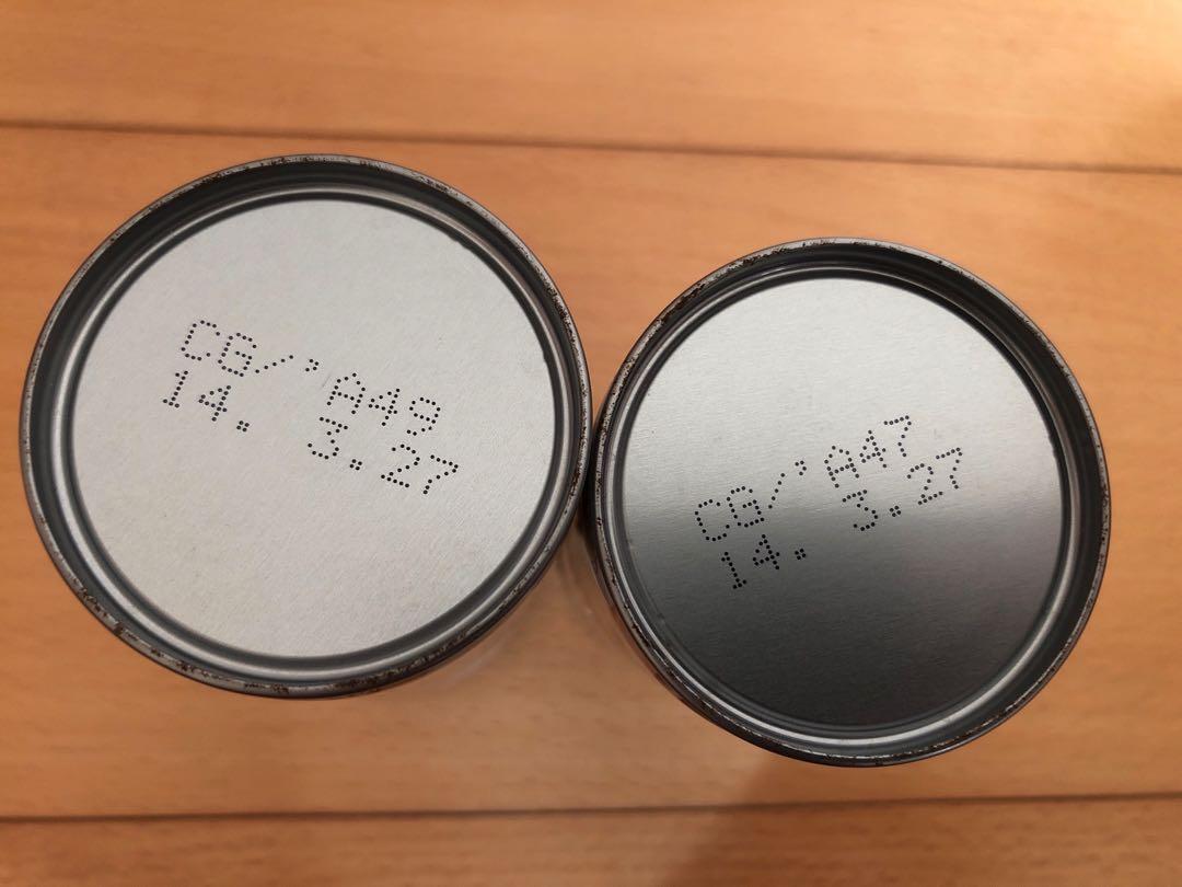 ($50兩個!!)絕版 大島優子 小嶋陽菜 akb48 咖啡 罐 (吉罐)