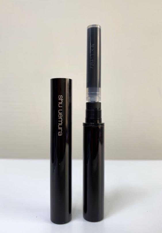 正品植村秀 超精準流線筆(筆管+筆蕊) (黑) Shu Uemura