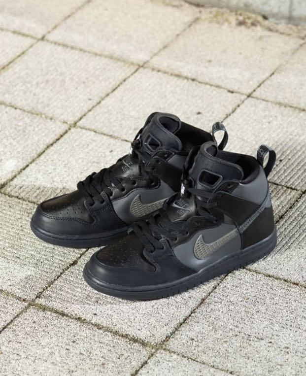 全新 FPAR x Nike Dunk High SB US95