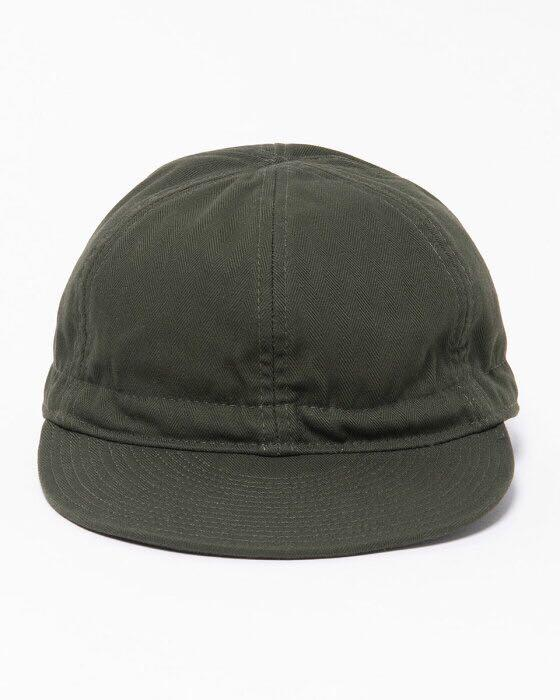 🔥SALE🔥 NIGEL CABOURN X ELEMENT BANDY CAP MILITARY GREEN