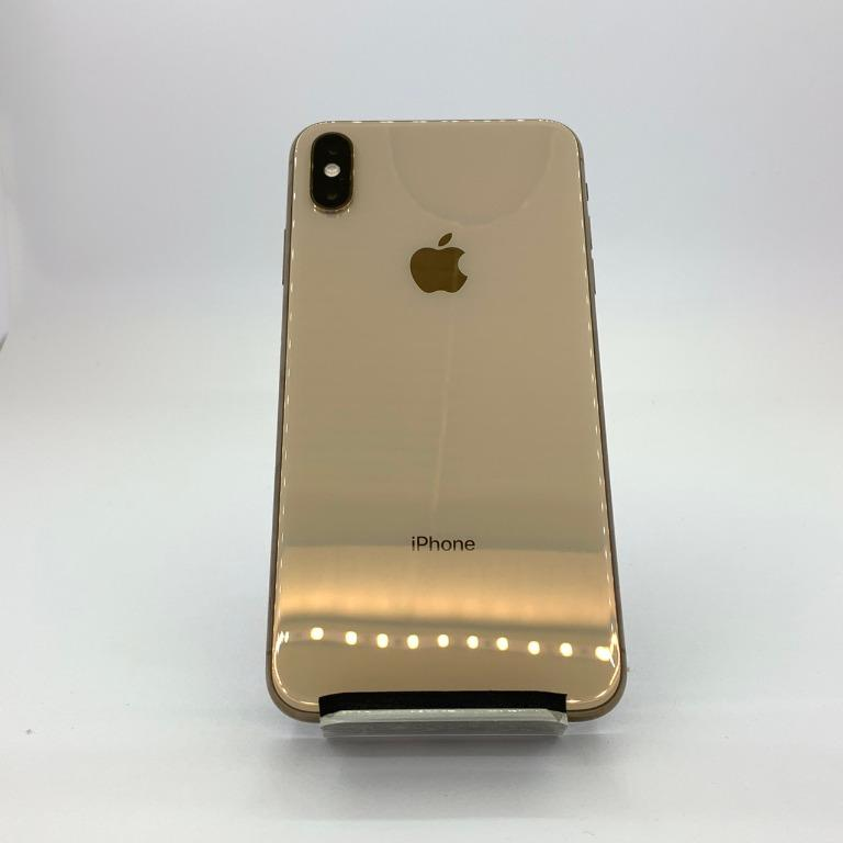 APPLE IPhone XS MAX 64金(GOLD)