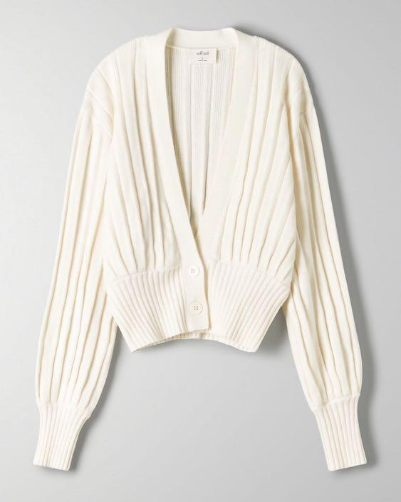 Aritzia Wilfred Thais Sweater