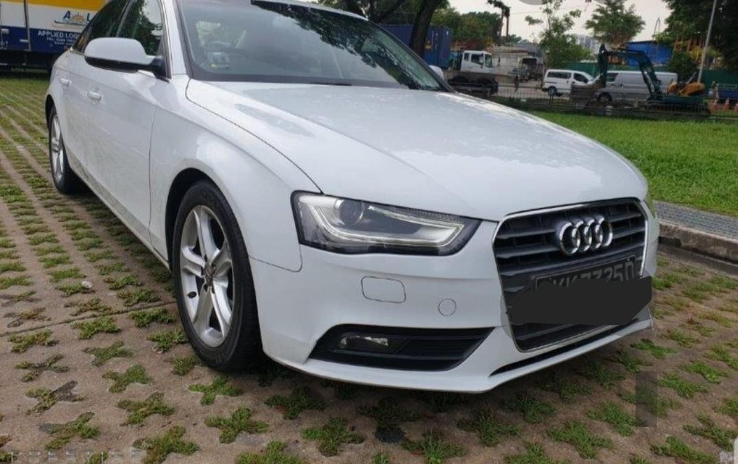 NEW Audi A4 1.4 for rent and lease