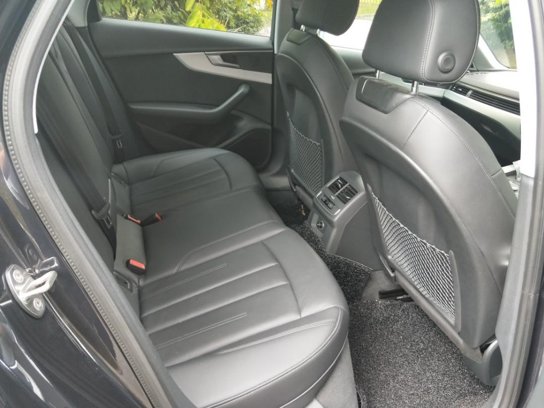 Audi A4 Avant 2.0 TFSI S tronic (A)