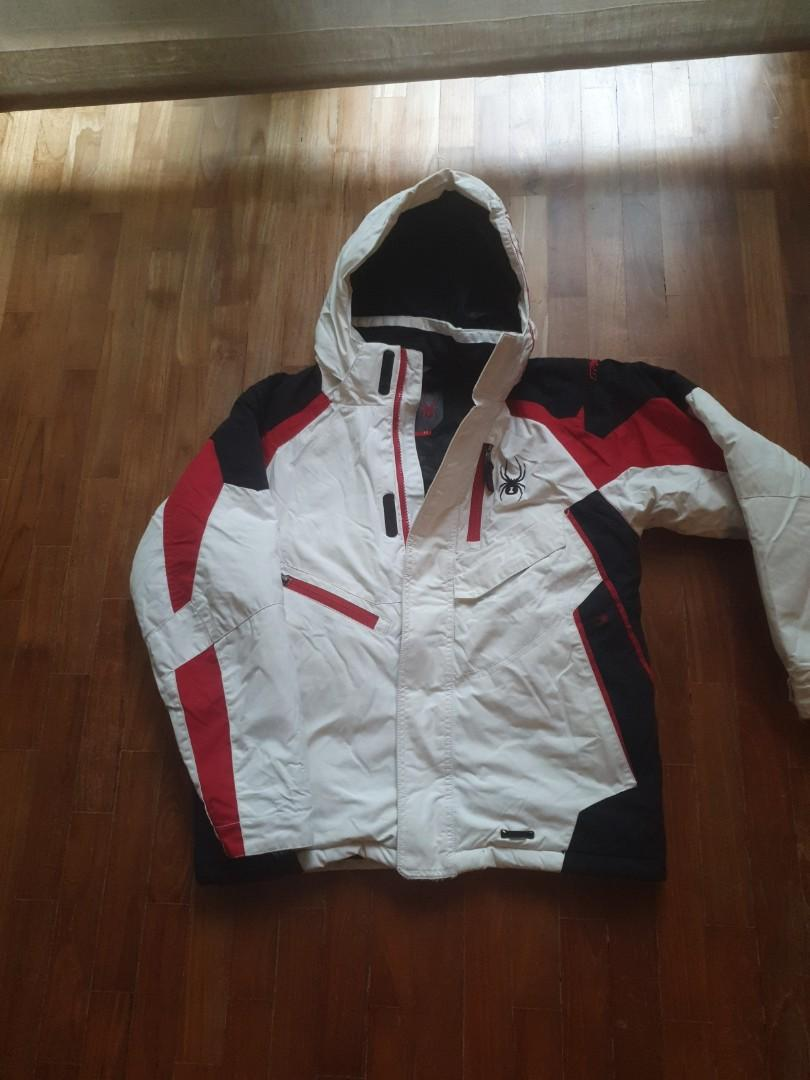 Authentic Spyder Ski and Winter Jacket