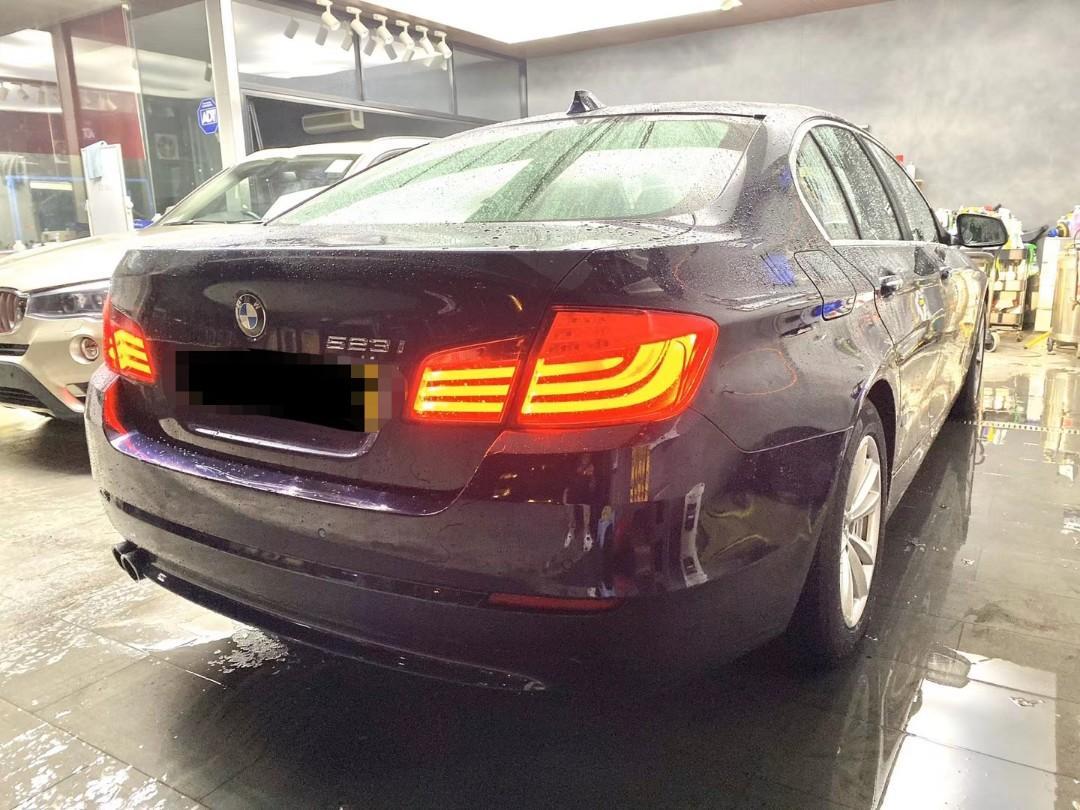 BMW 2011/12 523i