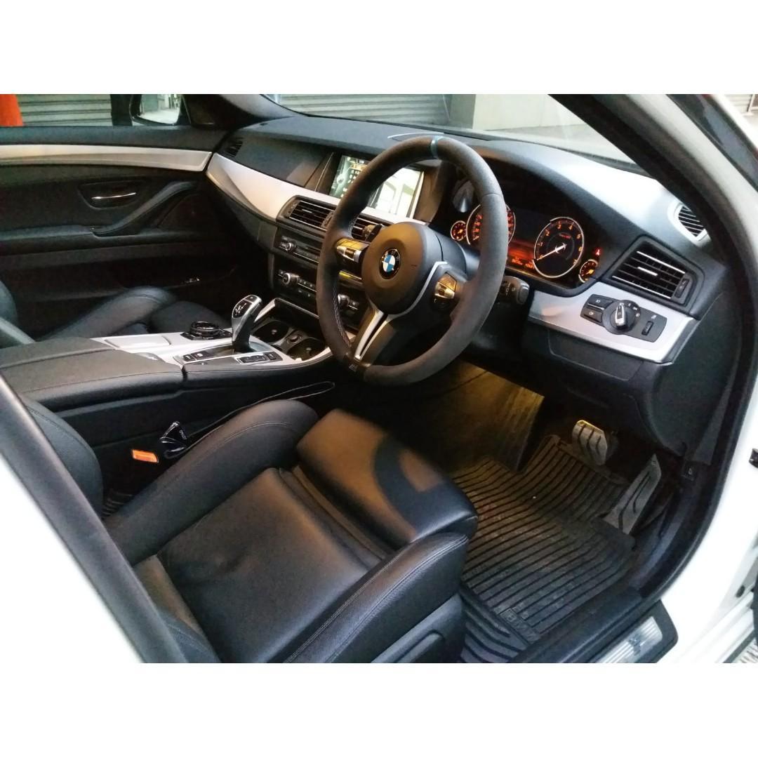 BMW LCI 528I M SPORT