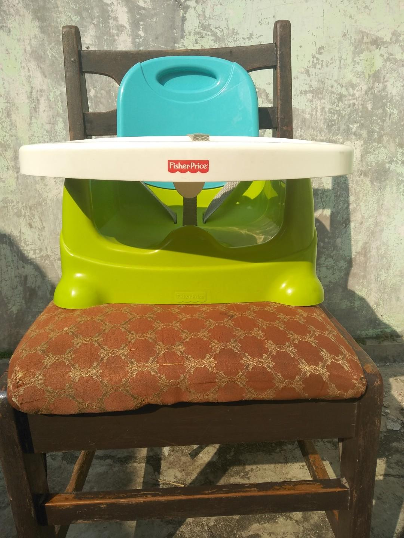 Booster Seat FiSHER PRICE - Kursi makan bayi dan todler