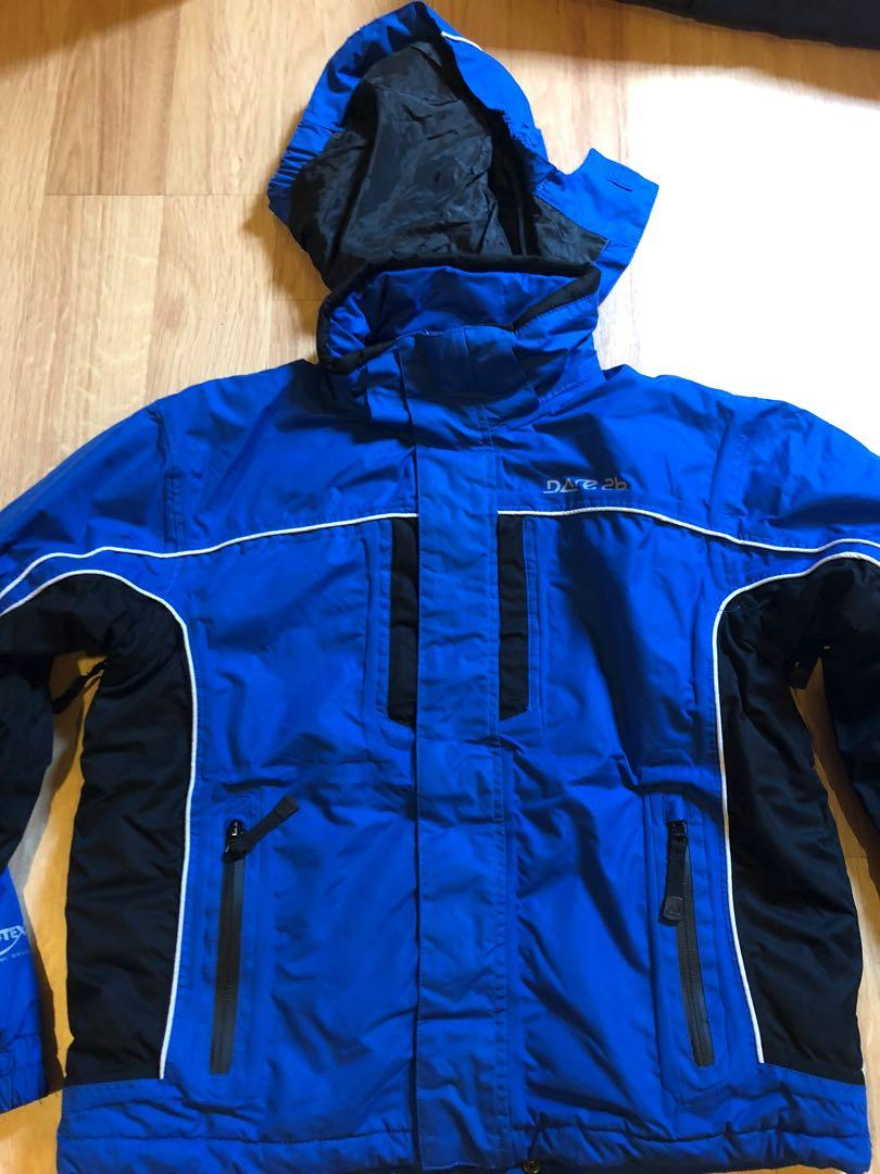 Boys Winter Outfit JACKET + PANTS
