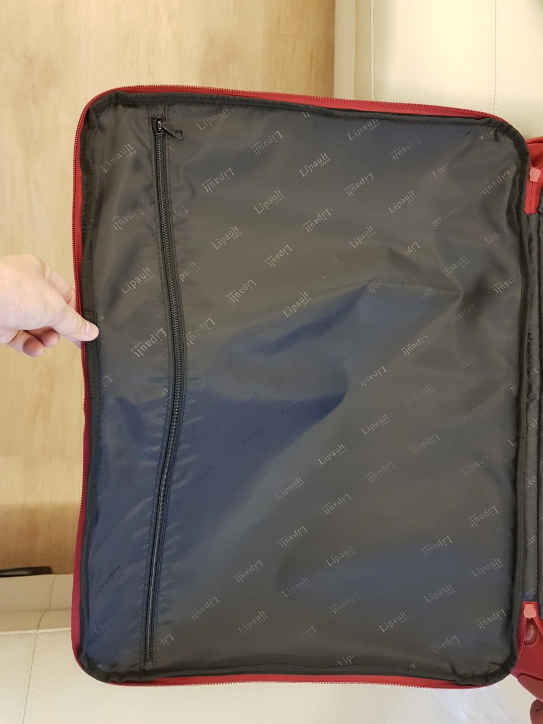 Lipault 26 inch Luggage (Brand New!)
