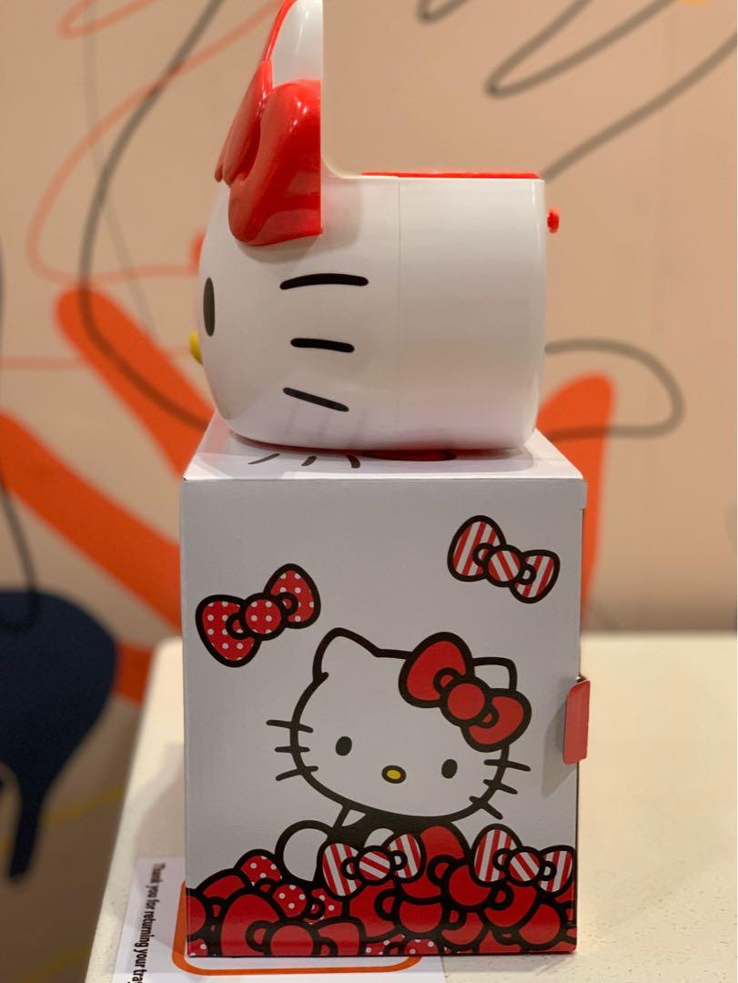 Limited Edition Hello Kitty Carrier Basket McDonald  Singapore
