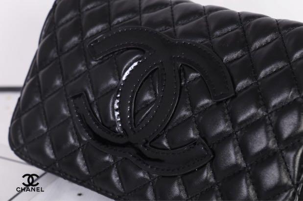 Chanel waist pouch