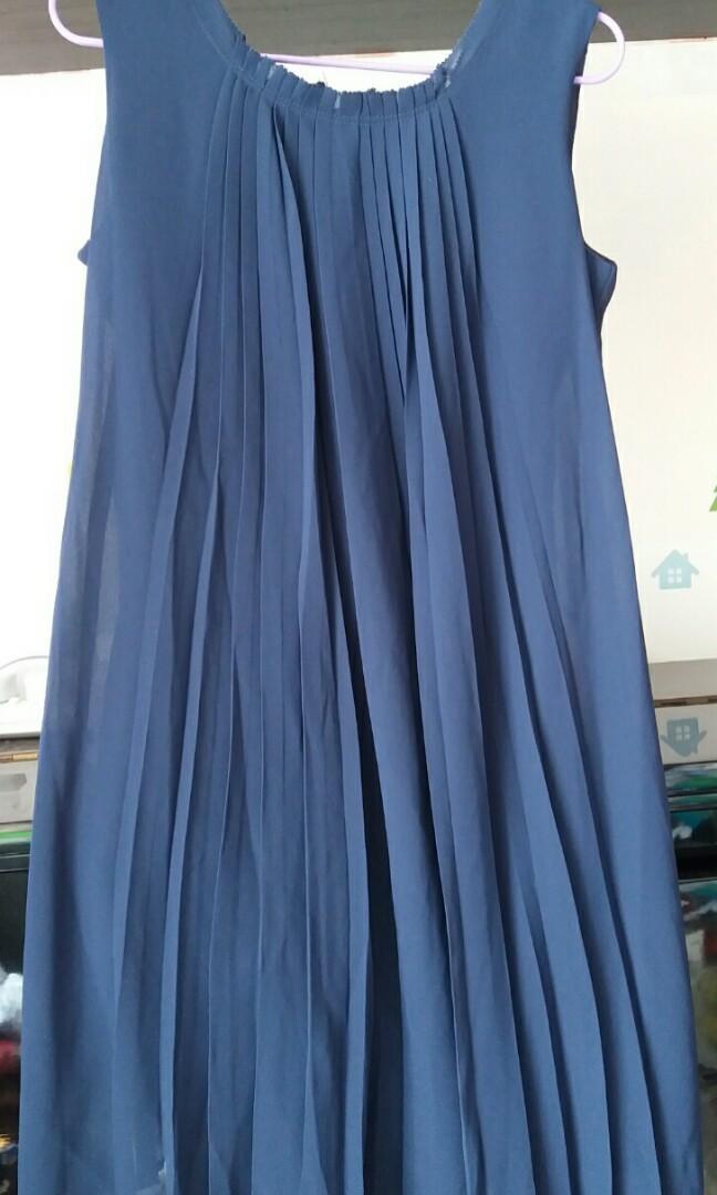 Chickeeduck one piece dress size 130