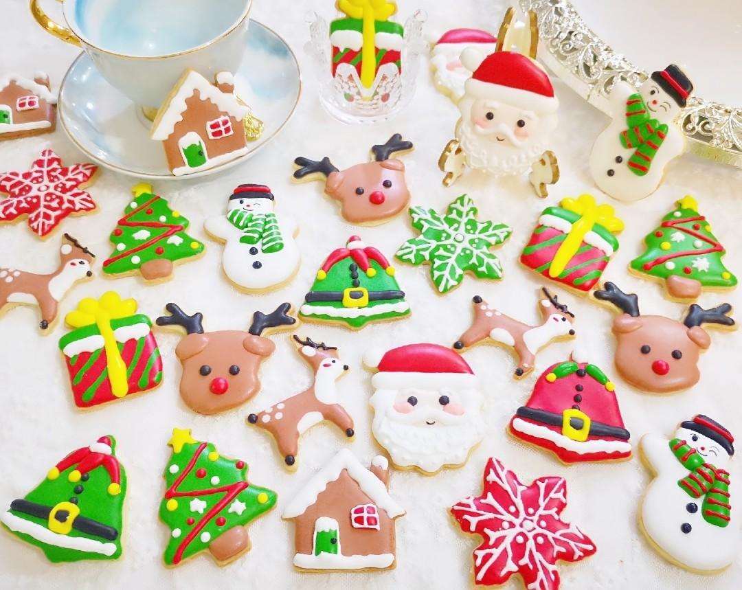 Christmas Cookies 聖誕系列曲奇