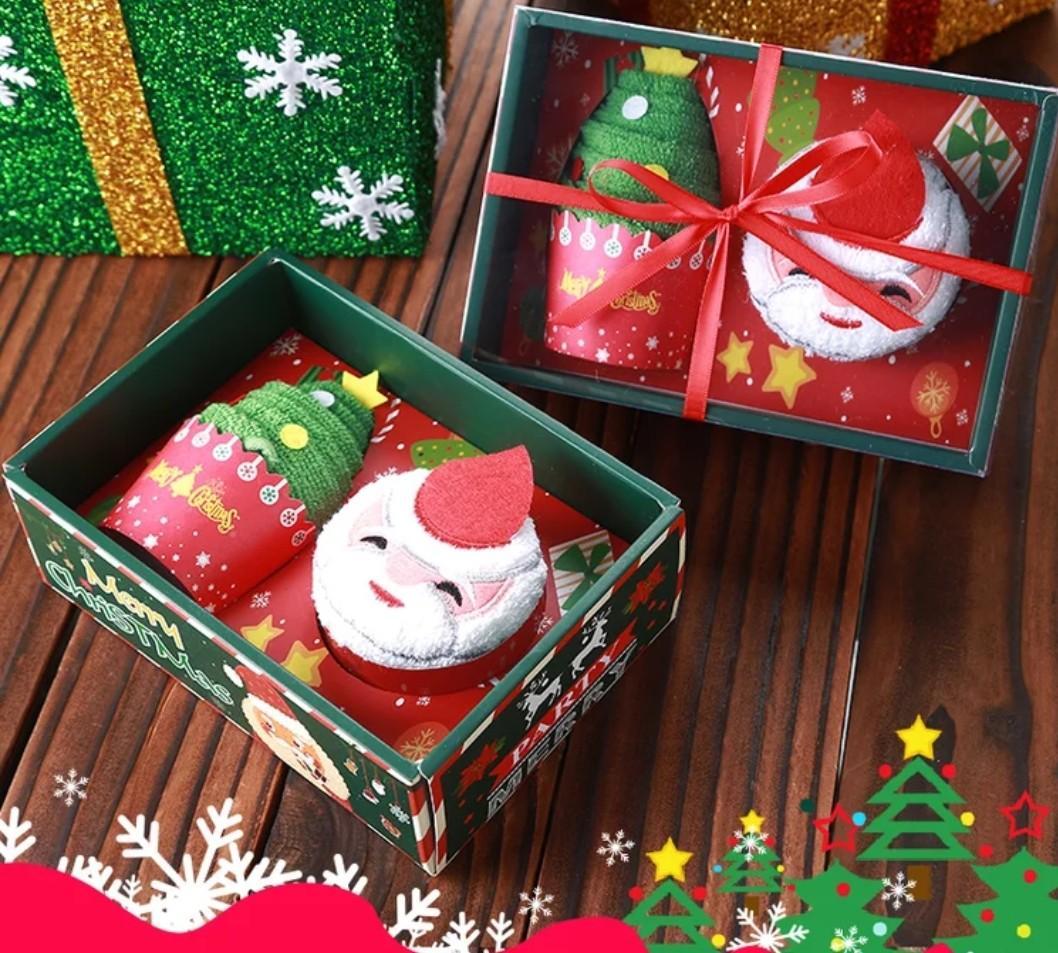 CHRISTMAS TOWEL GIFT SET