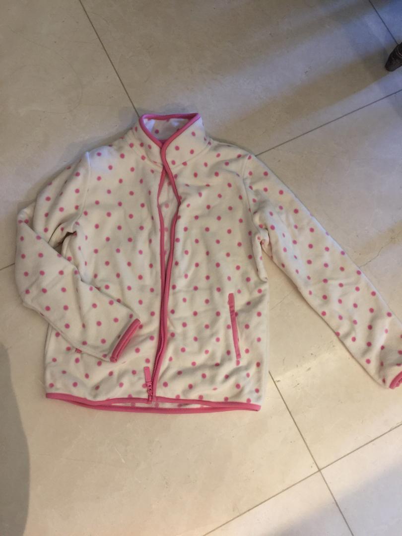Cold wear winter jacket girls age 10-12