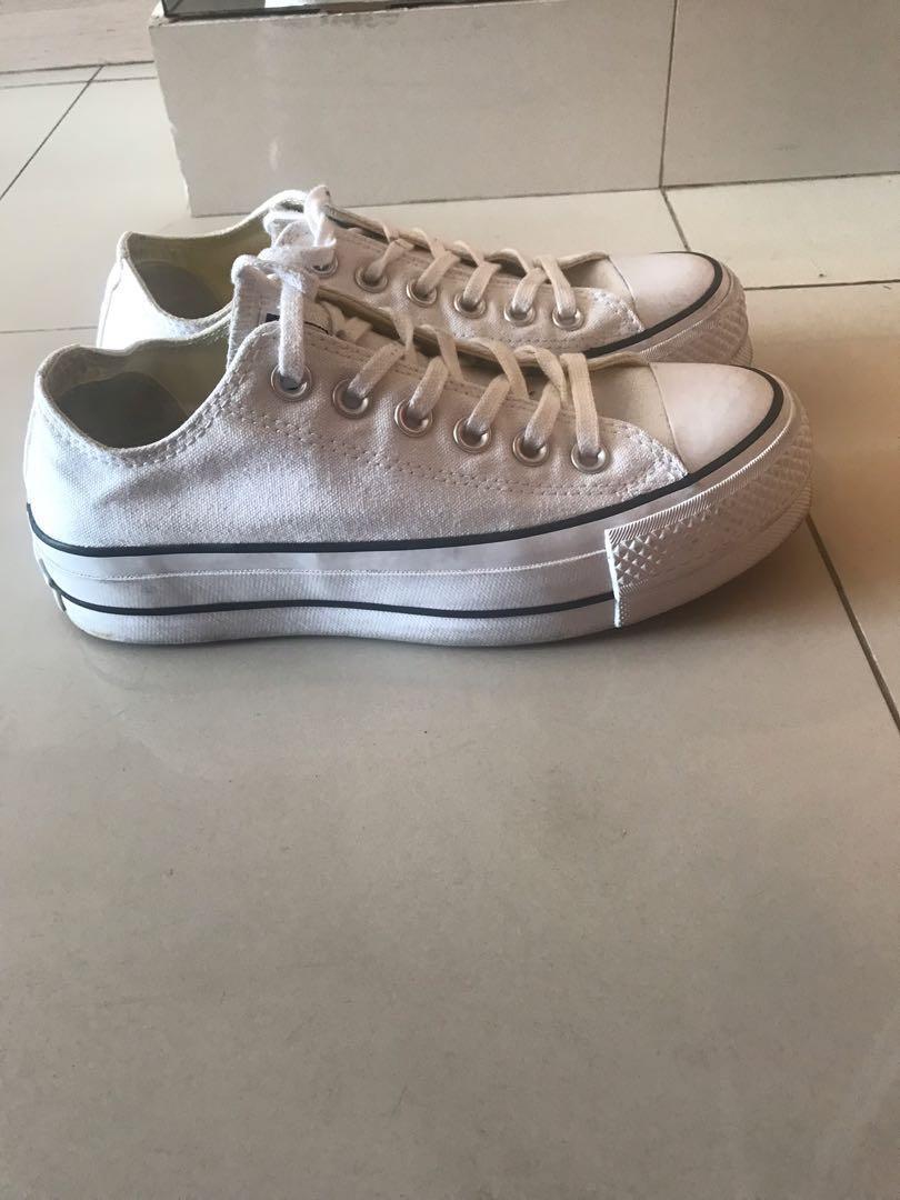 Converse White size 36