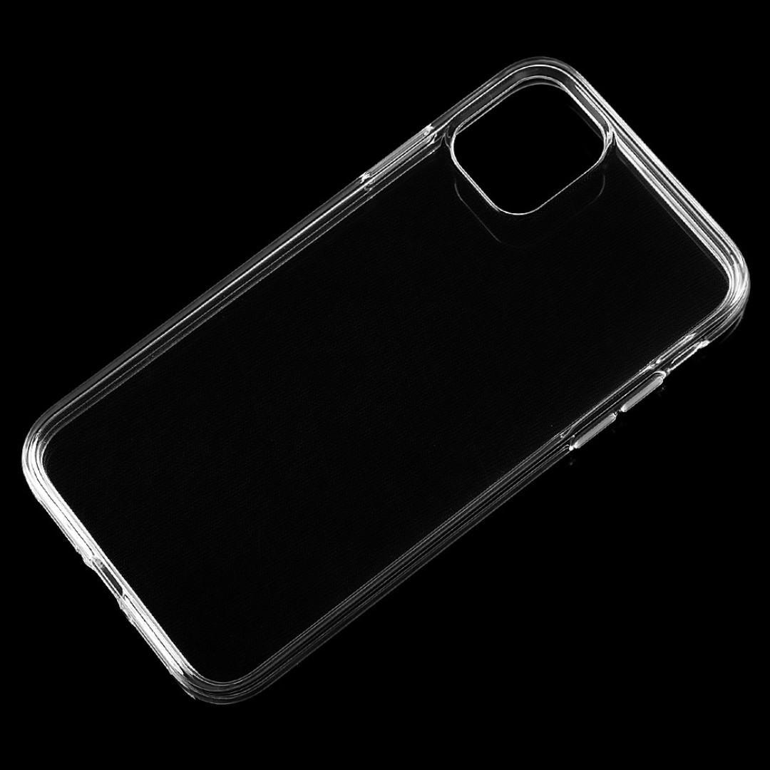 Crystal Clear Transparent Phone Case Casing Cover