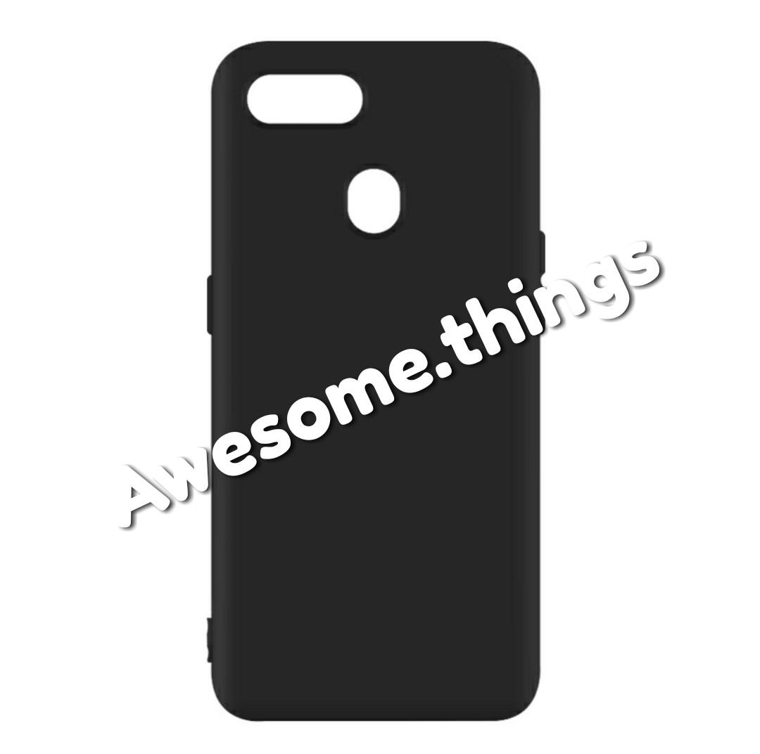 $10 CLEARANCE Oppo A3S A5 AX5 AX7 AX5S Full Matte Soft Case
