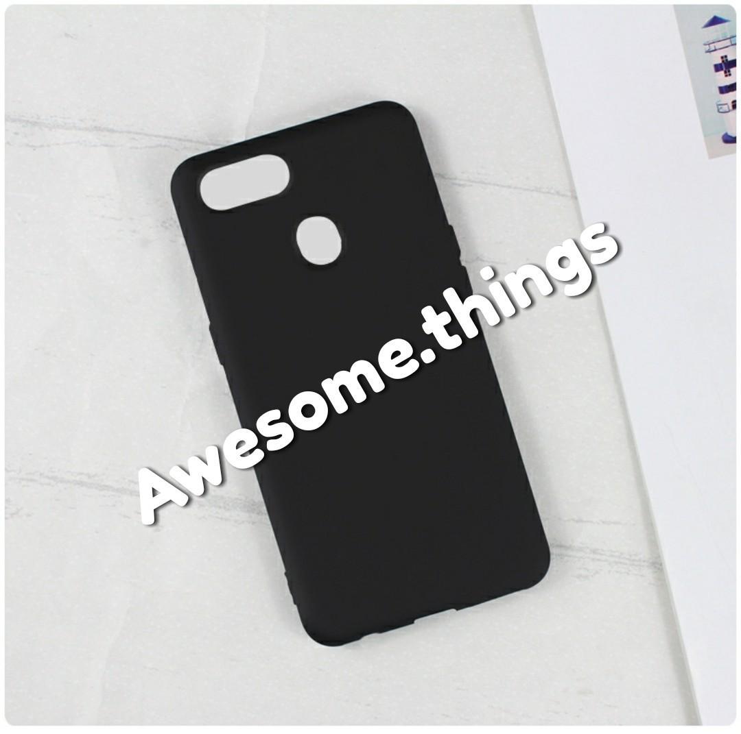 $10 CLEARANCE Oppo A3S A5 AX5 AX7 AX5S Full Matte Soft Case