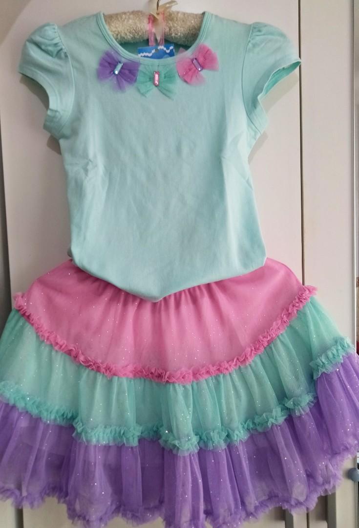 Dress Anak Tutu