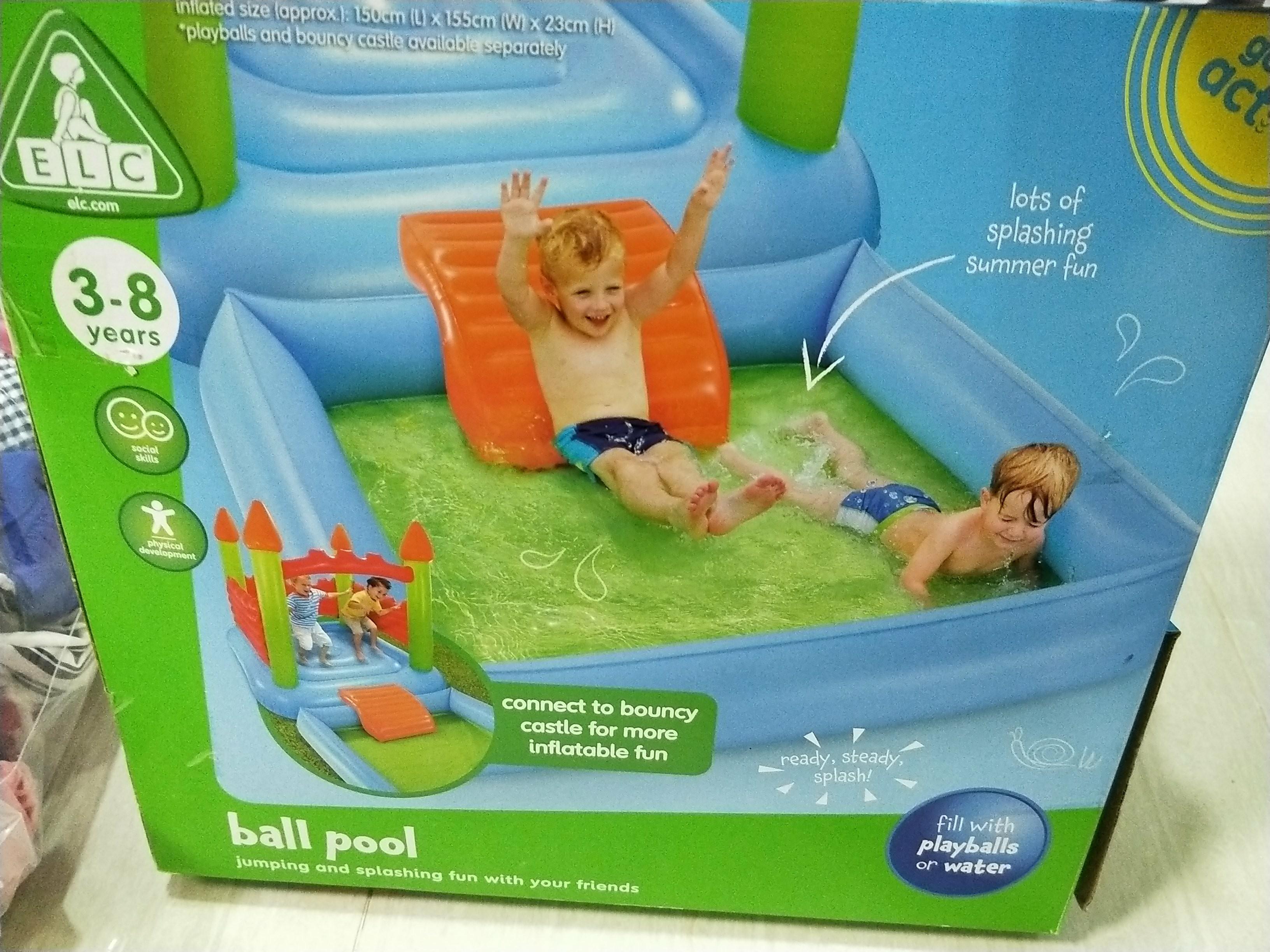 ELC ball pool