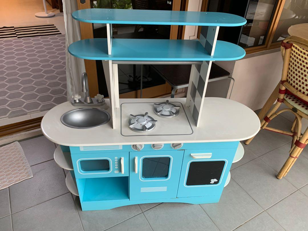 ELC Solid Wood Toy Kitchen