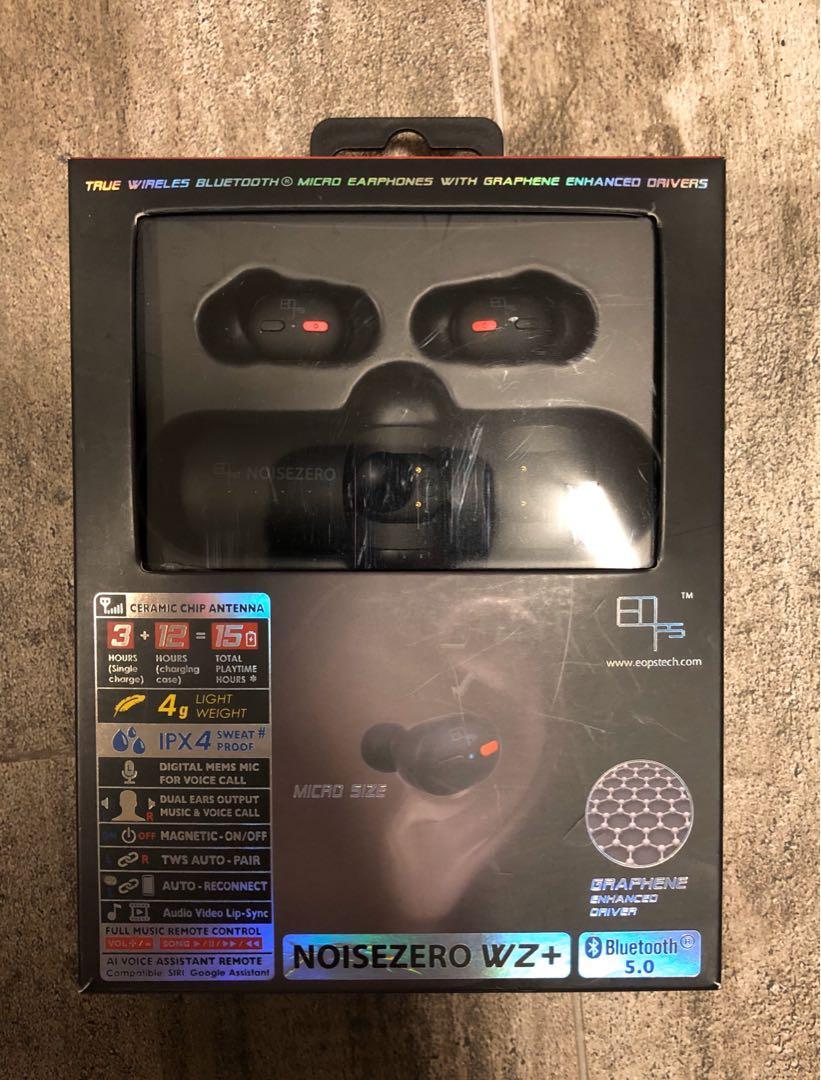 Eopstech Noisezero WZ+ Bluetooth earphone 藍牙耳機